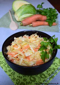 Coleslaw (vegan)