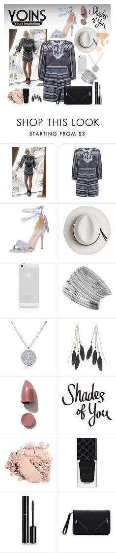 """""""Yoins #2"""" by all-is-one on Polyvore featuring Dorothy Perkins, Calypso Private Label, Miss Selfridge, Charlotte Russe, Gucci and Chanel"""