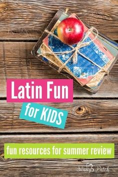 Homeschool Latin Resources Kids will Love Hands On Activities, Learning Activities, Fun Learning, Teaching Ideas, Teaching Latin, Teaching French, Teaching Spanish, Math Workbook, Wimpy Kid