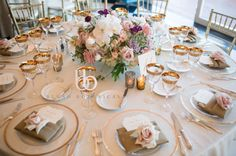 Blush garden wedding at the La Valencia Hotel with CZ Events.  Photography by France Photographers