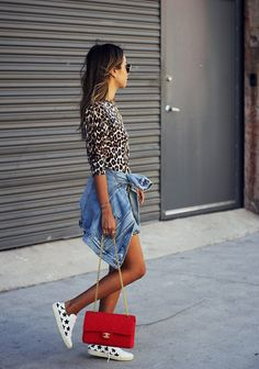 Style Tip: Sass Up Your Street Style
