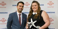 Big up to Jessica Bailey for scooping the Experian Educational Achiever gong at our East Midlands #CelebrateSuccess event last week.   You've done yourself proud.