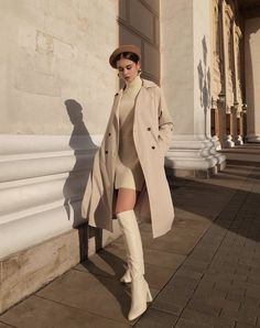 Shared by Find images and videos about fashion, style and beauty on We Heart It - the app to get lost in what you love. Look Fashion, Korean Fashion, Winter Fashion, Spring Fashion, Mode Outfits, Winter Outfits, Fashion Outfits, Womens Fashion, Classy Outfits