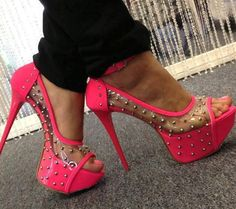 SPRING SUMMER 2013 FASHION SHOES TRENDS