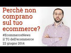 #EcommerceNews - Perchè non comprano sul vostro sito web?