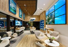 ADDIN , Sao Paulo, FAL DESIGN ESTRATÉGICO - Welcome. Thank you very much for visiting our site. We are the oldest travel agency in Japan and have been in business for more than 100 years. Office Interior Design, Office Interiors, Lounges, Tumblr New York, Agency Office, Travel Office, Dinner Recipes For Kids, Travel Design, Design Furniture