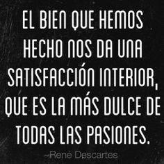 René Descartes frase de bien #frases #frasesdebien #bien