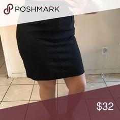 DOLCE & GABBANA SZ M PENCIL SKIRT BLACK Cute black skirt Dolce & Gabbana Skirts