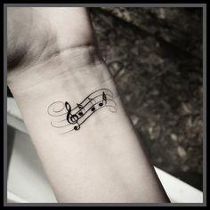 Sheet music tattoo on the wrist tattoo visit: www. Sheet music tattoo on the wrist tattoo Heart With Infinity Tattoo, Infinity Tattoos, Sheet Music Tattoo, Music Tattoos, Hand Tattoos, Sleeve Tattoos, Key Tattoos, Trendy Tattoos, Tattoos For Guys