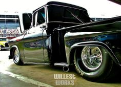 Chevy truck pro street