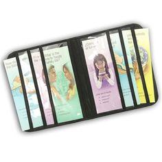 Handy Magazine and Tract Display Folio - No more doggy-ears