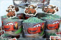 Autot synttärit / Cars birthday Lasten synttärit koristeluideoita