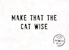 Make That The Cat Wise #Hallmark #HallmarkNL #cards #wenskaart
