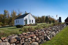 1700's restored, one room school house. Part of the Farley Garrison property MLS# 4258592 Offered at $1,750,000