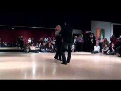 "Jordan & Tatiana Dancing West Coast Swing to ""More"" by Usher"