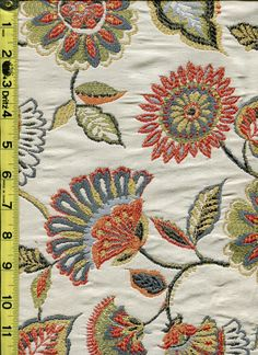 img9629 from LotsOFabric.com! A small scale floral made for real world living! Order swatches online or shop the Fabric Shack Home Decor collection in Waynesville, Ohio. #drapery #bedding #upholstery #furniture #inspo #interiordesign