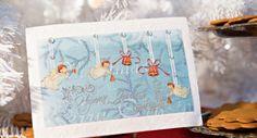 Enkelit lentää liihottaa Christmas Cards, Christmas E Cards, Xmas Cards, Christmas Letters, Merry Christmas Card, Christmas Card Sayings