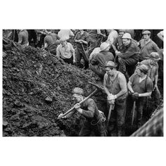 """It's a really good example of photography absolutely justifying being done"" - David Hurn  For a photographer, taking pictures during an emergency situation presents a conflict between the people experiencing the disaster who do not want a photographer around, and performing a job that may prove to have not only historical but legal significance.  Hurn and Ian Berry discuss their experience at Aberfan on Magnum. Link in bio.  PHOTO: The Aberfan disaster was a catastrophic collapse of a…"