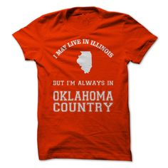 Illinois For Oklahoma #sport #tshirt