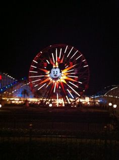 A Day At California Adventures