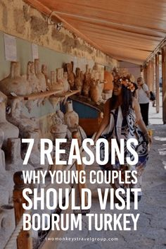 7 Reasons Why Young Couples Should Visit Bodrum Turkey You might think that this isn't the most romantic spot for young couples, but we will prove you Turkey Destinations, Vacation Destinations, Wedding Destinations, Wedding Venues, Wedding Vows, Turkey Vacation, Turkey Travel, Honeymoon In Turkey, Caribbean Vacations