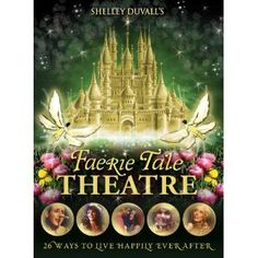 Shelley Duvall's Faerie Tale Theatre. TRented these from the Library and Loved them. Mostly, The Frog Prince, Thumbilina, Three Little Pigs, Goldilocks and the Three Bears, and Rapunzel.