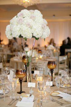 simple elegant wedding receptions - Google Search