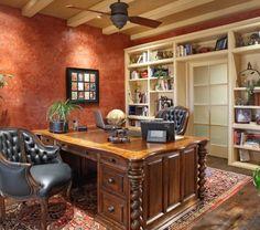 17 traditional desks for home office .. #deskfor2 #home office #desks