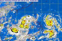 Tropical Storm Labuyo   PAGASA Update August 10, 2013