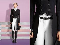 www.pegasebuzz.com   Equestrian Fashion : Equiline Spring-Summer 2014