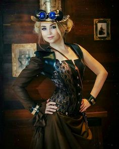 Photo by @slidefox  Thanks for using #steampunktendencies