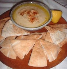 Authentic Lebanese Hummus - Taking On Magazines One Recipe at a Time, ,