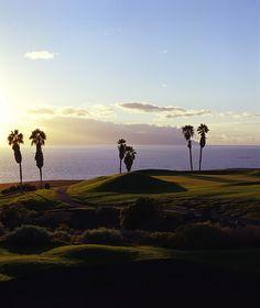 #Golf en #Tenerife. #IslasCanarias
