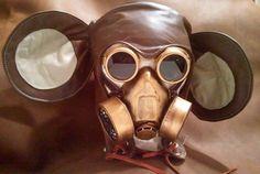 Monkey HAt leather