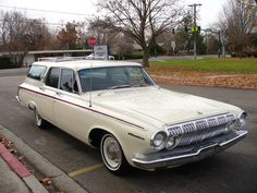 1963 Dodge Other 440 wagon