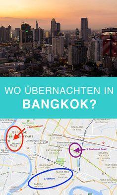 Welcher Stadtteil in Bangkok eignet sich am besten zum Übernachten? Mit unseren Hoteltipps für Bangkok findest du garantiert die perfekte Unterkunft für dich. Alle Infos auf unserem Blog.