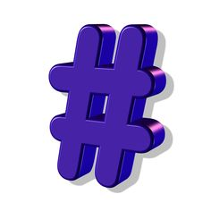 Not sure what to do with hashtags? This blog post will get you started! These basic principles can apply to Twitter, Instagram and Google+. http://www.fleurdelisasolutions.com/increase-your-visibility-with-hashtags/
