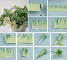 DIY Easy and Beautiful Paper Flowers