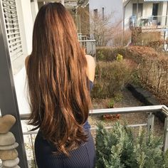 #longhair #brownhair #sun #healthyhair #model #curvygirl #like4like #followforfollow