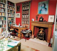 part 4:I love my room in all its clutter, but what I would really like is an identical room with the same desk, books, candles, paintings, the faded and fraying tapestry carpet, solely for entertaining. Am I alone in spending a disproportionate amount of my life looking for things?