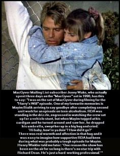 Behind the scenes story about RDA and Mayim Bialik