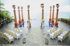 Zephyr Palace, Puntarenas, Costa Rica | Photo by Ale Sura #destination #wedding #CostaRica