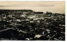 Old Managua (before the earthquake)