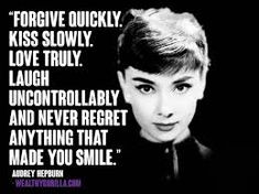 Image result for audrey hepburn quotes