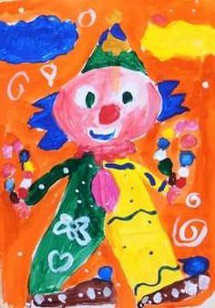 рисуем гуашью с детьми 4 лет: 13 тыс изображений найдено в Яндекс.Картинках