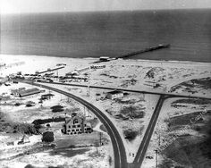 Whalebone Junction, Aycock Brown photographer, David Stick Collection by Outer Banks History Center, via Flickr