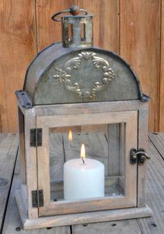 Luminária porta vela - http://www.depositosantamariah.com.br/s/luz-de-velas