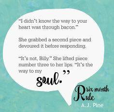 #kingstonalehouse #sixmonthrule https://www.amazon.com/Six-Month-Rule-Kingston-House-ebook/dp/B01HMNNEFU