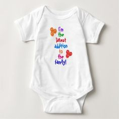 #cute #baby #bodysuits - #BABY GIFT FOR THE LATEST MEMBER OF THE FAMILY CUTE BABY BODYSUIT