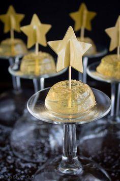 Champagne jello shots!